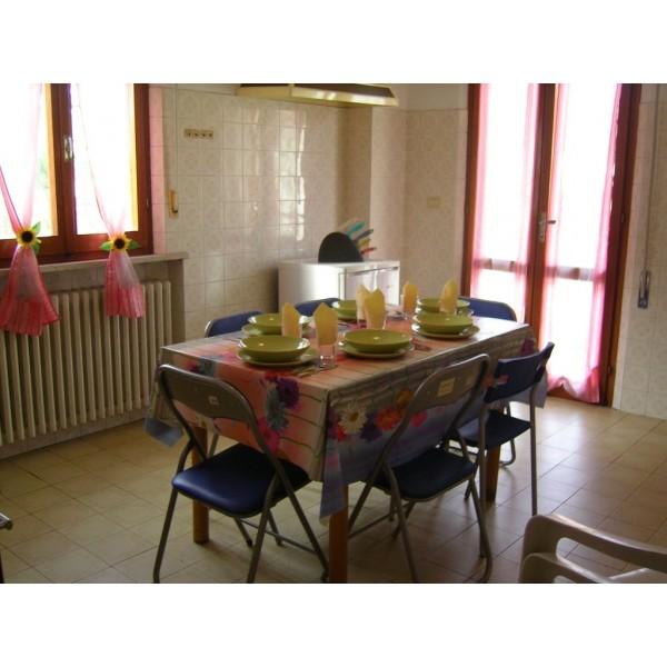 appartamenti vacanze fino a 7 posti - adria appartamenti riccione s.n.c.