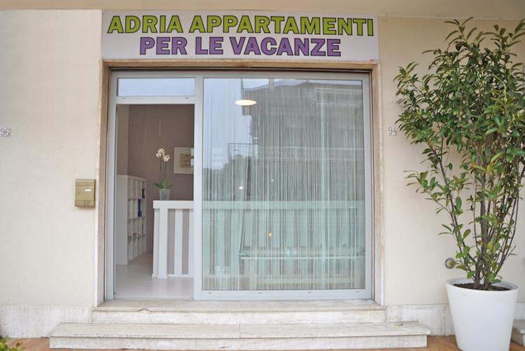 Sede di Adria Appartamenti Riccione S.n.c.